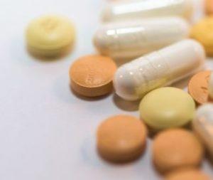 様々な種類の飲み薬
