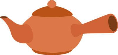 お茶の急須